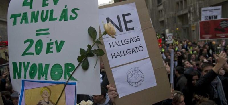 EU-jogszabályokat sérthetnek Hoffmannék hallgatói szerződései