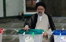 A keményvonalas Raiszi nyerhette az iráni elnökválasztást
