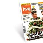 Strómanfenyő, vagy amit ők akarnak – mit olvashat a HVG karácsonyi számában?