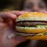 A Meki Big Mac-jének kellene legyőznie az antibiotikumos húsokat