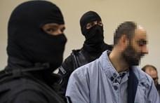 Hatvan nappal meghosszabbították Ahmed H. idegenrendészeti őrizetét