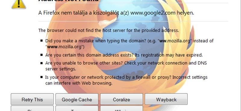 Időspóroló trükkök a Firefoxhoz