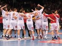 Fél lábbal a BL négyes döntőjében a Veszprém