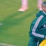 Videó: Óriási balhét csináltak a rasszisták a Roma-Feyenoord meccsen