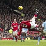 Messi és Rooney a jelöltjek között, az év tíz legszebb gólja videón