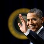 Obama álnéven telefonált be a rádiós műsorba - videó