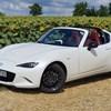 Hivatalos: villanyosítják az új Mazda MX-5-öt
