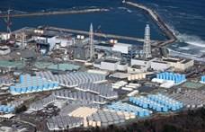 Erős földrengés rázta meg Fukusimát