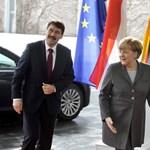 Áder szerint Merkel és minisztere tájékozatlan volt