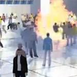 Videó: modellezték a moszkvai robbantást