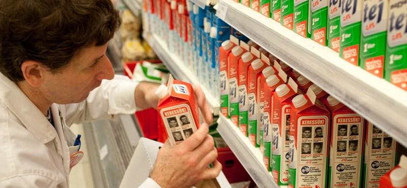 Tovább drágulhat a bolti tej