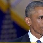 Obama bátorítja az amerikai tiltakozókat