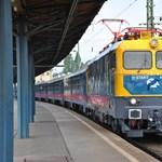 Késnek a vonatok a Hatvan-Szolnok vonalon
