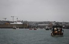 Brexit a köbön: francia halászhajók a brit őrnaszádok ellen Jersey partjainál