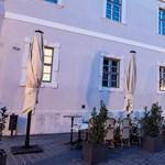 Kitették Zsidai Roy éttermét az MNB épületéből a Várban