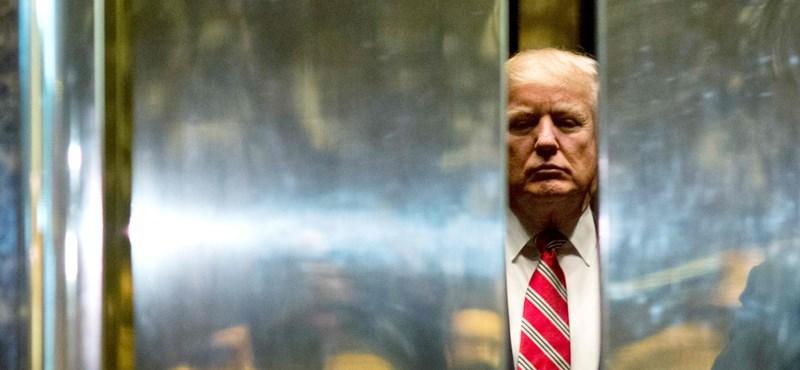 Kevesen voltak a beiktatáson? Trump megint beszólt a sajtónak