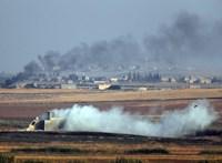 Saját légitámaszpontjukat bombázták szét Szíriában az amerikaiak