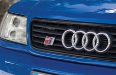 Új gazdára vár egy nagyon ritka 24 éves Audi S6