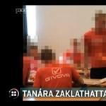 Feleségével és diákjával hármasban szexelt egy budapesti tanár