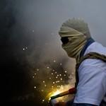 """""""Bohócforradalmat"""" hirdettek a rendvédelmisek"""