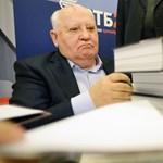 Gorbacsov: Egy szót se!