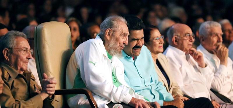 Meghalt Fidel Castro