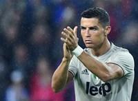 Eladó Ronaldo első sztárgázsis autója