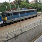 Órákat késnek a Szlovákiát érintő vonatok