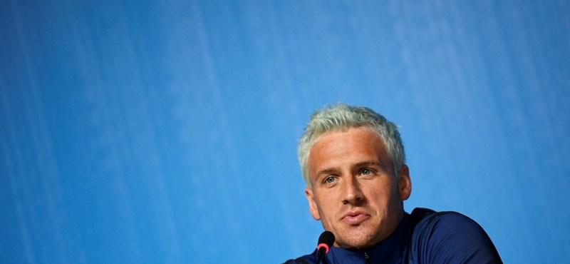 Élő adásban kért bocsánatot a braziloktól Lochte