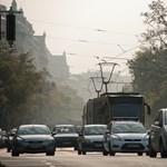 Tovább él a szmogriadó Budapesten