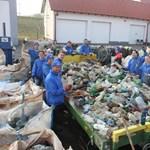 Más de 42 toneladas de basura se extrajeron de aguas húngaras en febrero