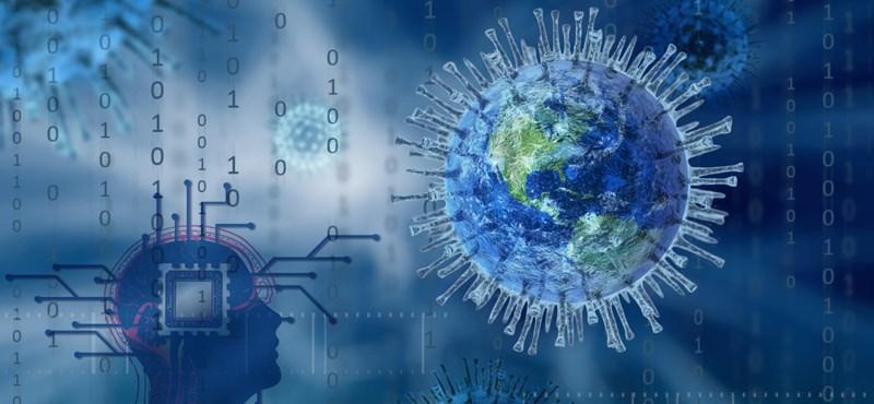 Új neveket kapnak a vírusvariánsok