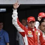 Räikkönen világbajnoki címének évébe repít vissza a ma délutáni F1-közvetítés