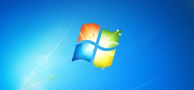 Egyre közelebb a Windows 7 végórája