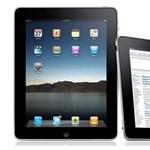 Töretlen az Apple iPad 2 sikere