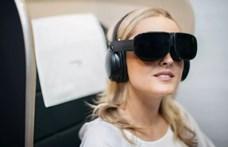 Virtuális valóságot vezet be egyik járatán a British Airways, hogy kevésbé izguljanak az utasok
