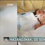 Megműtötték a Bulgáriában megsérült magyar lányt, nem ébredt fel a kómából