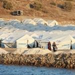 Elkezdődik a görög menekülttáborok lakóinak oltása is