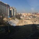 Sikkasztást emleget egy ügyvéd a Széll Kálmán tér felújításánál