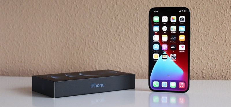 Teszten a mindent verőnek ígérkező iPhone 12 Pro Max – és a budapesti 5G