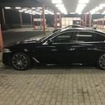 Portugáliából jutott el hazánkig ez a lopott BMW