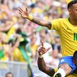 Neymar-gól, Firmino-gól, brazil továbbjutás Mexikó ellen