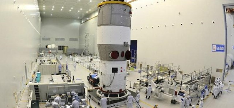 Kína fellőtt az űrbe egy teherűrhajót