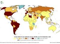 Magyarország vörös listás lett az európai járványtérképen