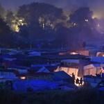 Az összes francia migránstábort felszámolják