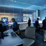 Mintha a filmekben lenne: de ez a kiberbűnözési központ valóság