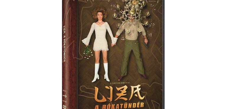 Szerdától végre otthon is megnézhető a Liza, a rókatündér