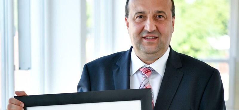 Egy fideszes lett az év polgármestere – fotó
