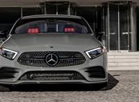 Óvatosan frissült fel a Mercedes CLS