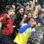 Másodszor lett magyar bajnok a Videoton